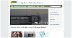 Preview of cambridgebrazil.org