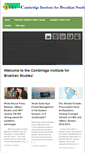 Mobile Preview of cambridgebrazil.org