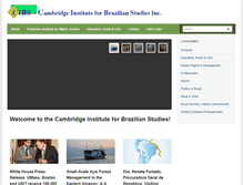Tablet Preview of cambridgebrazil.org